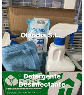Ecomix Disinfectant