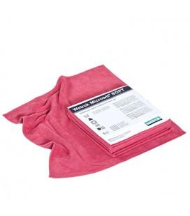 Microwit soft rojo 40x50