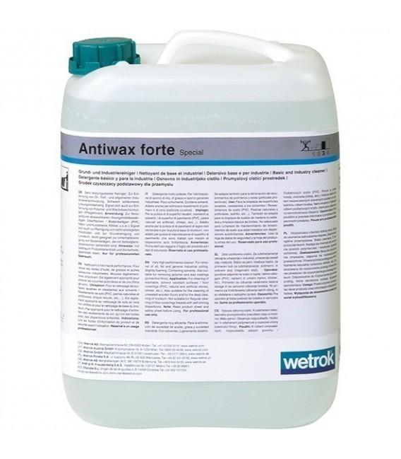 Wetrok Antiwax Forte