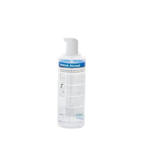 Dispensador espuma Alcosal 500ml.