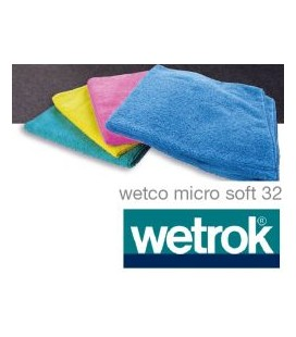Wetco micro soft 32 Azul (paq.5uni.)