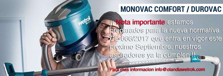 CE666/2017 Durovac Monovac Comfort