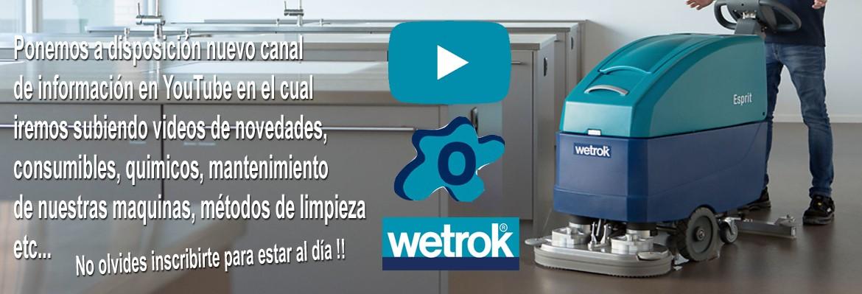 Olandia Wetrok en YouTube