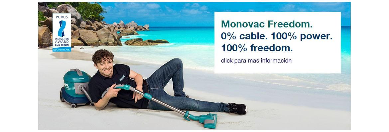 Monovac Freedom