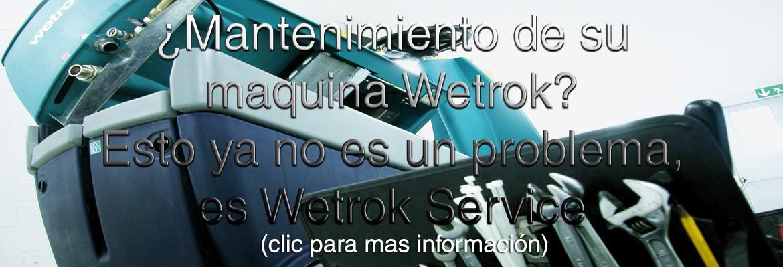 Wetrok Service