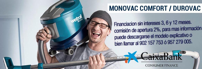 Promocion Monovac Comfort Durovac